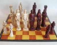 Gods of Mythology Chess Set