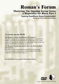 Roman's Forum: Vol. 31, Mastering the Opening Forum Series A Repertoire for Black Part 1 Download