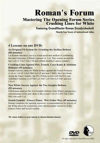 Roman's Forum: Vol. 33, Mastering the Openings Forum Series Crushing Lines for White Download