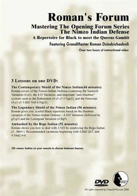 Roman's Forum: Vol. 34, Mastering the Opening Forum Series - The Nimzo Indian Defense Download
