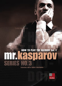 Garry Kasparov: How to play the Najdorf, Vol. 2 DVD