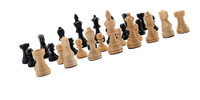 "Jaques of London Original Staunton Design Chess Set - 2.5"" King"