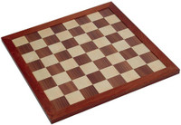 "Jaques of London - 18"" Staunton Chess Board"