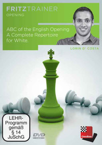 ABC of the English Opening. A Complete Repertoire for White DVD