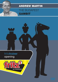 The Budapest Gambit DVD