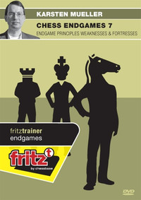 Chess Endgames 7: Endgame Principles, Weaknesses & Fortresses DVD