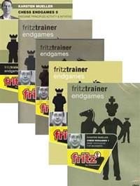 Chess Endgame Bundle - Choose 5 Fritz Trainers