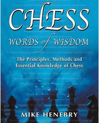 Chess Words of Wisdom Book