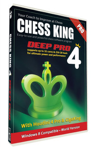 Chess King 4 Deep Pro for PC Download