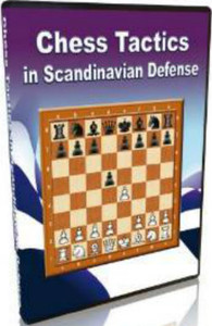 Chess Tactics in the Scandinavian Defense for Download