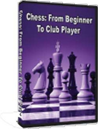 Chess from Beginner to Club Player CD