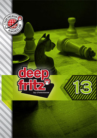 Deep Fritz 13 Chess Software DVD plus Data Library Collection