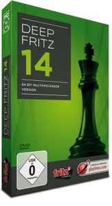 Deep Fritz 14 Chess Software DVD plus Chess Masterpieces E-book