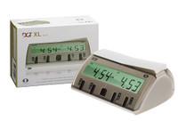 DGT XL Chess Clock - Beige