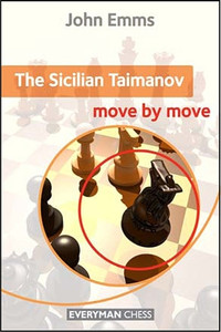 The Sicilian Taimanov: Move by Move, E-book for Download