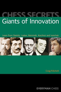 Chess Secrets: Giants of Innovation E-book for Download