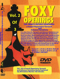 Foxy Chess Openings: The French Defense Reworked,  2