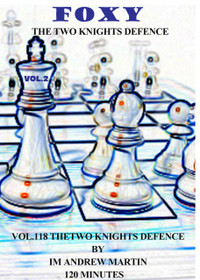 Foxy Chess Openings,  118: The Two Knights Defence DVD