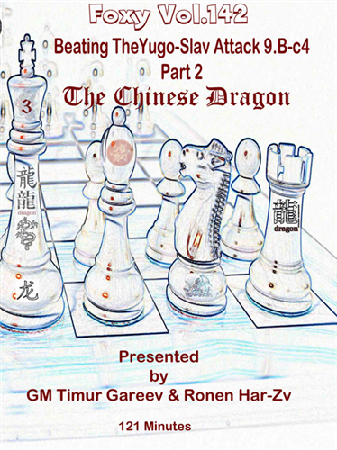 Foxy Chess Openings,  142: Easy Way to Learn How to Play the Sicilian Dragon,  3