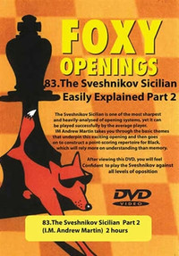 Foxy Chess Openings,  83: The Sveshnikov Sicilian, Part 2 Chess Download