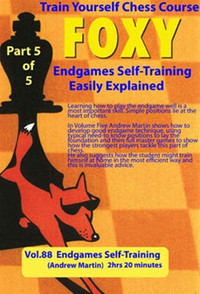Train Yourself in Chess: Endgame Self Training - Easily Explained