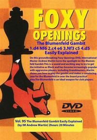 Foxy Chess Openings,  95: The Blumenfeld Gambit Chess Download