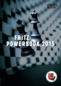 Fritz PowerBook 2015 Chess Software DVD