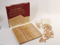 Sudoku Grand Master Wooden Board Game