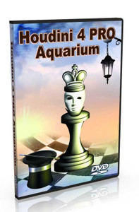 Houdini 4 PRO Aquarium Chess Software Download