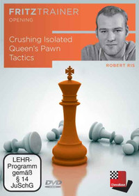 Crushing Isolated QueenåÕs Pawn Chess Tactics