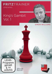 King's Gambit Vol. 1, New Generation Fritz Trainer