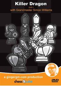 Killer Dragon, Parts 1  &  2 - GM Simon Williams Chess DVD