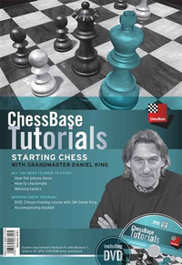 Starting Chess with Grandmaster Daniel King, Software on DVD
