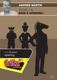 Enter 1.f4, Bird's Chess Opening! DVD