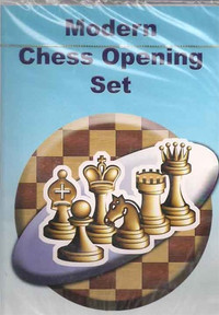 Modern Chess Opening, Complete Set
