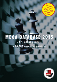 ChessBase Mega Database 2015 Chess Game Collection