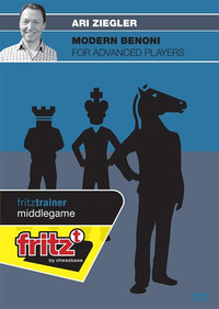Modern Benoni for Advanced Players, Chess Software Download