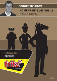 No Fear of 1.d4!  Vol. 2: Nimzo-Indian Chess Opening Software Download