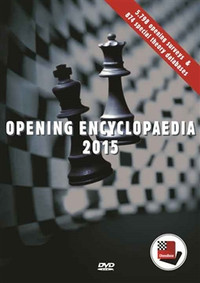 ChessBase Opening Encyclopedia 2015 Chess DVD