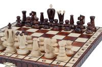 The Lada - Unique Wood Chess Set, Pieces, Board & Storage