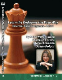 Susan Polgar,  8: Essential Basic Chess Endgames Part 1 Download