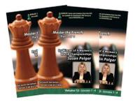 Susan Polgar: 3 Volume Set, Mastering the French DVD