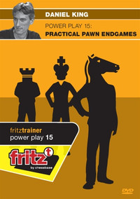 Power Play 15: Practical Pawn Endgames DVD