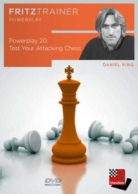 Power Play 20: Test your Attacking Chess! DVD