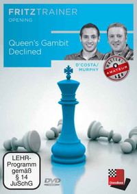 Queen's Gambit Declined Master & Amateur, Chess Opening Software