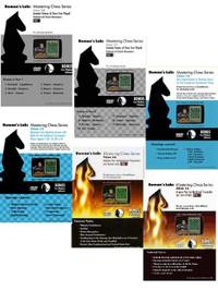 Roman Chess Volumes 10-15, 6 Volume Set