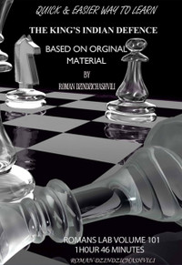 Roman's Labs: Vol. 101, The King's Indian Defense Chess Opening Chess Download