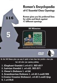 Roman's Encyclopedia of Chess Openings, Vol. 5
