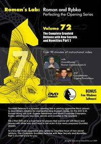 Roman's Labs: Vol. 72, Mastering Chess Series -  The Complete Grunfeld Defense Part 1 Download