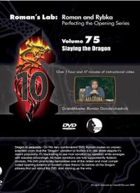 Roman's Chess Labs: 75 Slaying the Dragon DVD